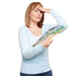 Estou com sintomas da menopausa, mas a menstruação não parou. O que fazer?